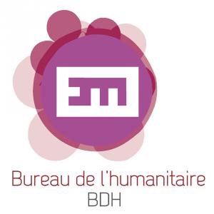 Logo Bureau de l'Humanitaire (BDH)