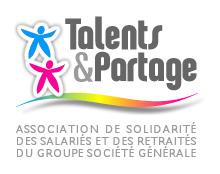 Logo Talents et Partage