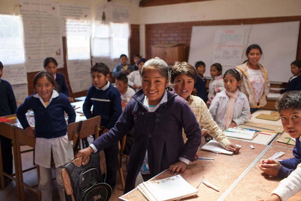 Lifetime Projects : mission d'enseignement en Bolivie