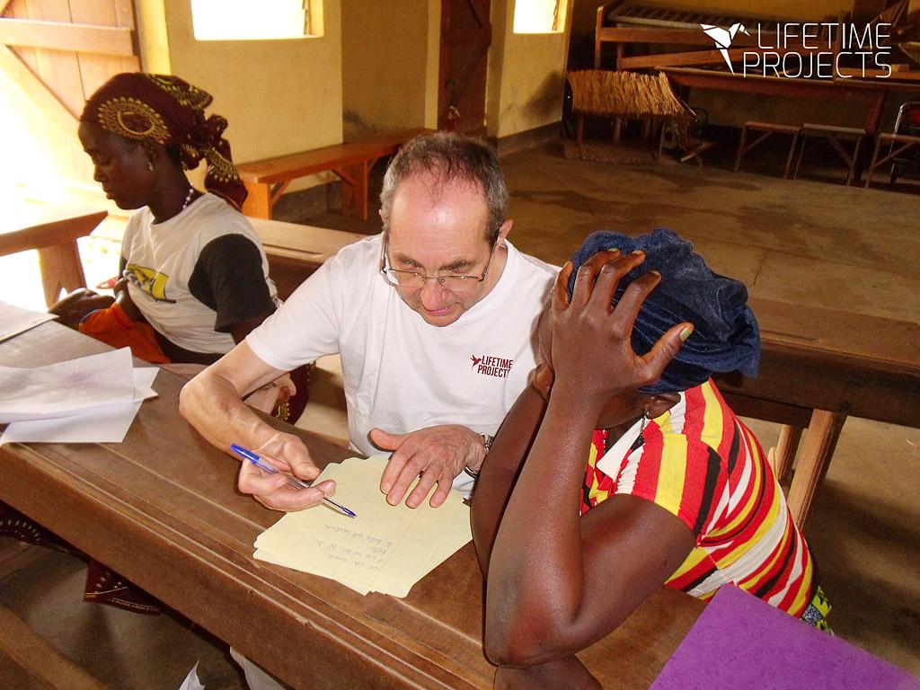 """Photo illustrant l'article de Lifetime Projects : """"Mission au Cameroun"""", témoignage de Monsieur Godmet"""