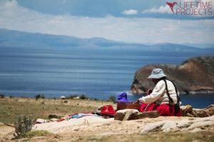 Photo illustrant le pays d'action des missions humanitaires et écologiques : la Bolivie