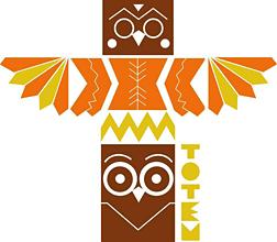 Logo de l'association Totem