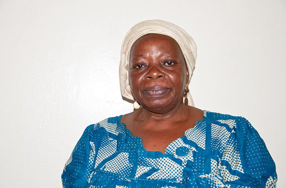 Lifetime Projects : illustration du parrainage du projet de magasin de vêtements de Mama Astadiko au Cameroun