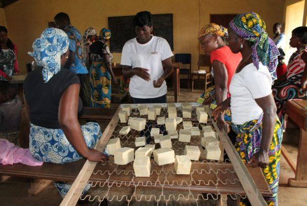 Photo illustrant l'article sur le rapport 2017 au Cameroun