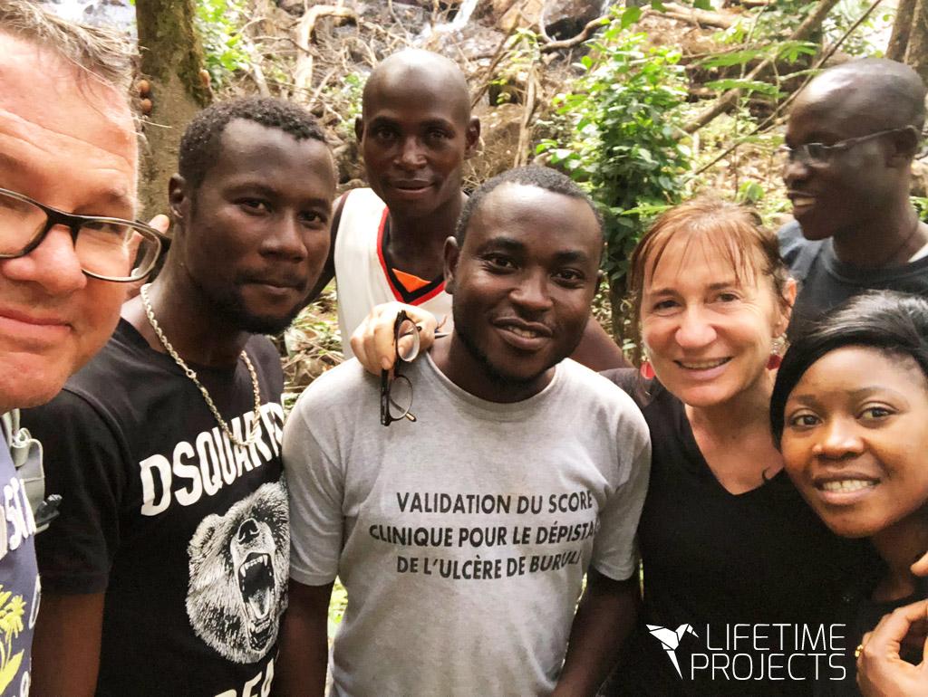 """Photo illustrant l'article de Lifetime Projects : """"Volontariat au Cameroun : témoignage de Chris et Christine Broad"""""""