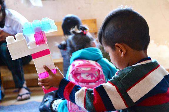 """LifeTime Projects : illustration de la """"Mission en orphelinat en Bolivie"""""""