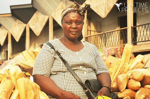 """LifeTime Projects : illustration de la mission """"Aide à la création de micro-entreprises pour les femmes au Cameroun"""""""