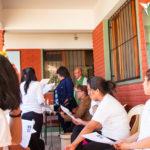 Photo illustrant la campagne de dons Impuls'Her project en Bolivie, par LifeTime Projects