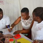 Photo illustrant la campagne de dons Impuls'Her project au Cameroun, par LifeTime Projects