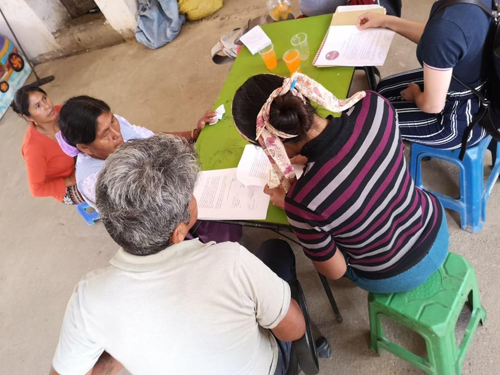 """Photo illustrant le programme """"Impuls'her project"""", insertion professionnelle pour les femmes en Bolivie avec Lifetime Projects"""
