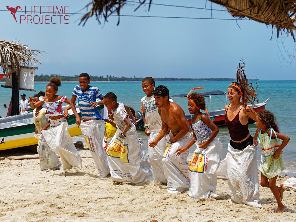 LifeTime Projects : mission solidaire d'échange interculturel en Colombie