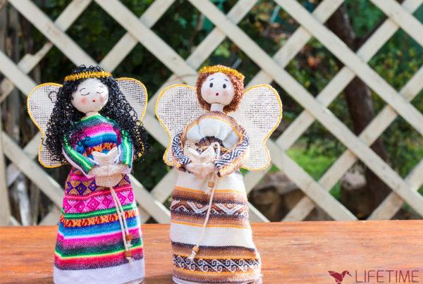 Photo illustrant les missions dans les orphelinats et foyers pour jeunes femmes en Bolivie, avec LifeTime Projects