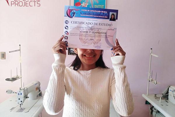 Photo : autonomisation des femmes en Bolivie : une réussite avec Impuls'Her Project !