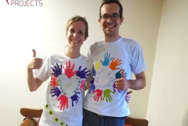 Photo du témoignage d'Amélie et Mathieu, volontaires en mission d'éco-citoyenneté dans un orphelinat en Bolivie avec Lifetime Projects