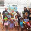 Photo de l'action socioculturelle en Colombie, avec LifeTime Projects