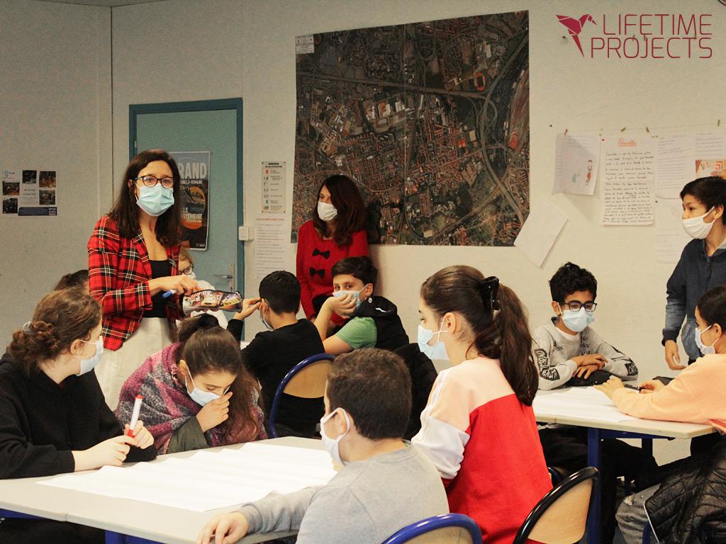 Photo du projet Innovation citoyenne et solidaire en France (festival Alimenterre), avec Lifetime Projects