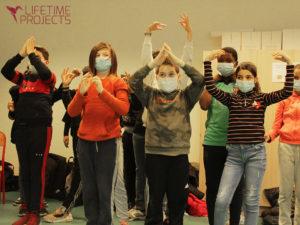 Photo du projet Innovation citoyenne et solidaire en France (non au harcèlement), avec Lifetime Projects